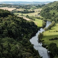 The Wye Valley, Cheltenham Spa and the Cotswolds